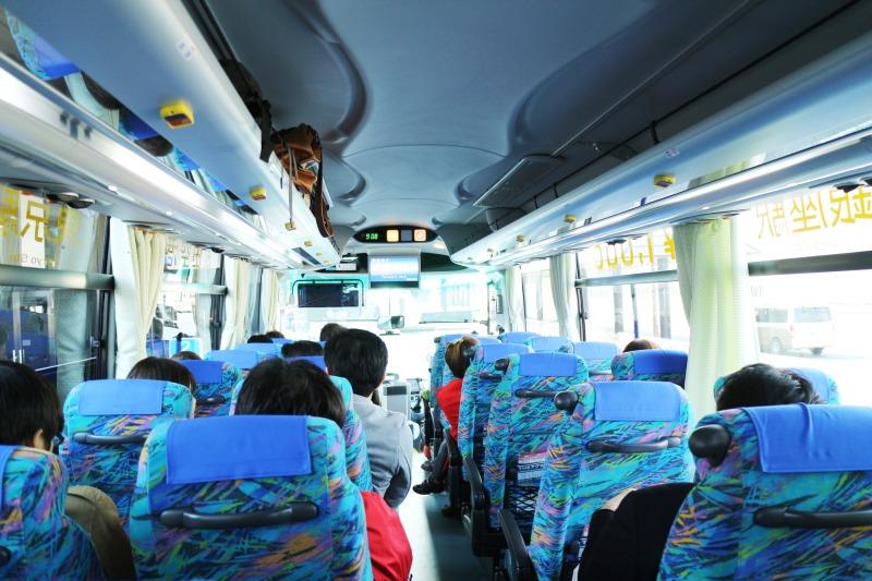バス旅行のネット環境
